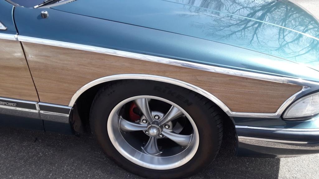 "The ""NotRod"" 6spd DGGM '94 Roadmaster Wagon Refurbishment Album 52825710"