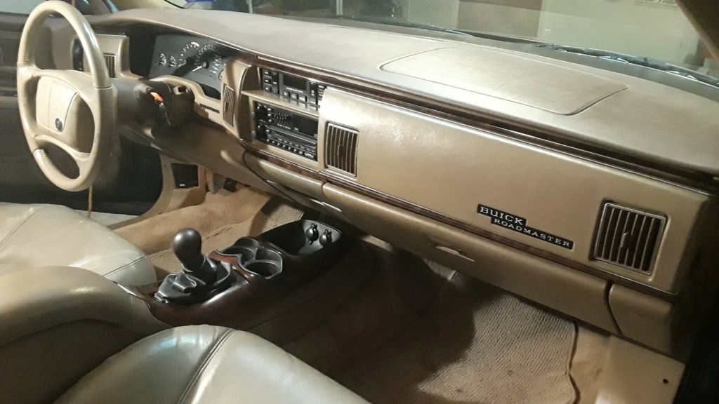 "The ""NotRod"" 6spd DGGM '94 Roadmaster Wagon Refurbishment Album 53048010"