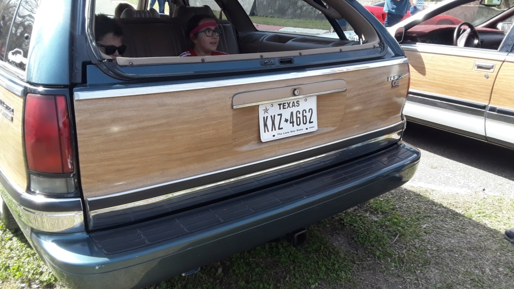 "The ""NotRod"" 6spd DGGM '94 Roadmaster Wagon Refurbishment Album 53204910"