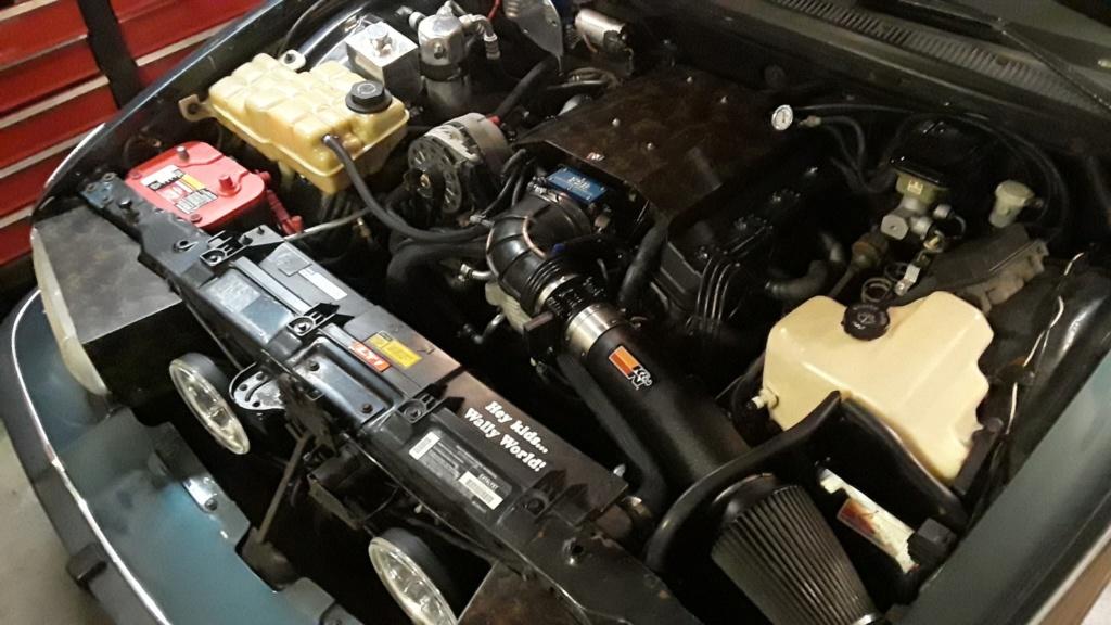 "The ""NotRod"" 6spd DGGM '94 Roadmaster Wagon Refurbishment Album 53229510"