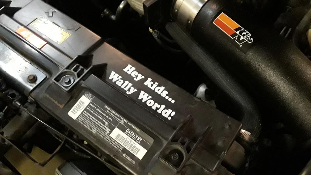 "The ""NotRod"" 6spd DGGM '94 Roadmaster Wagon Refurbishment Album 53423710"