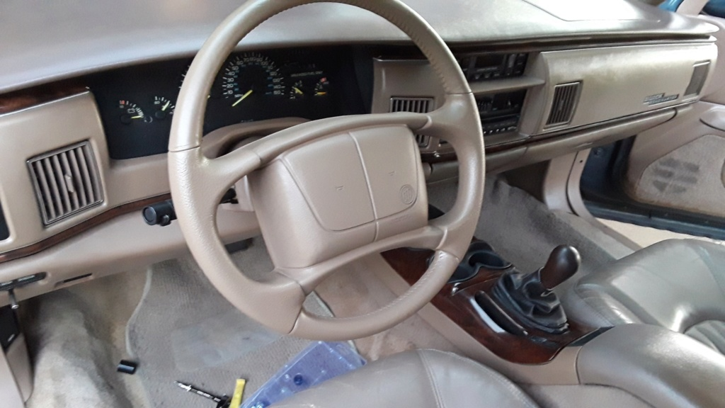 "The ""NotRod"" 6spd DGGM '94 Roadmaster Wagon Refurbishment Album 56968210"