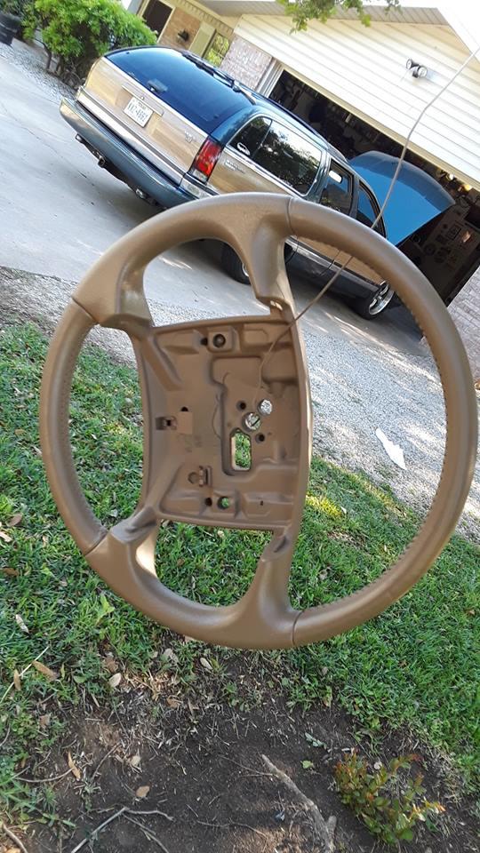 "The ""NotRod"" 6spd DGGM '94 Roadmaster Wagon Refurbishment Album 57311510"