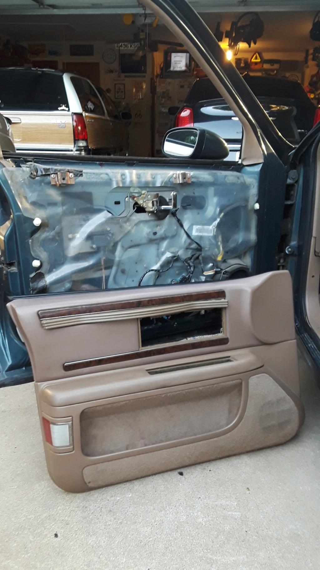 "The ""NotRod"" 6spd DGGM '94 Roadmaster Wagon Refurbishment Album 60573510"