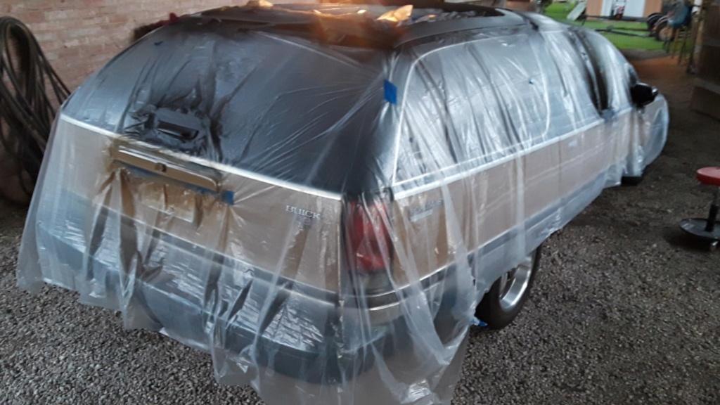 "The ""NotRod"" 6spd DGGM '94 Roadmaster Wagon Refurbishment Album 62050910"