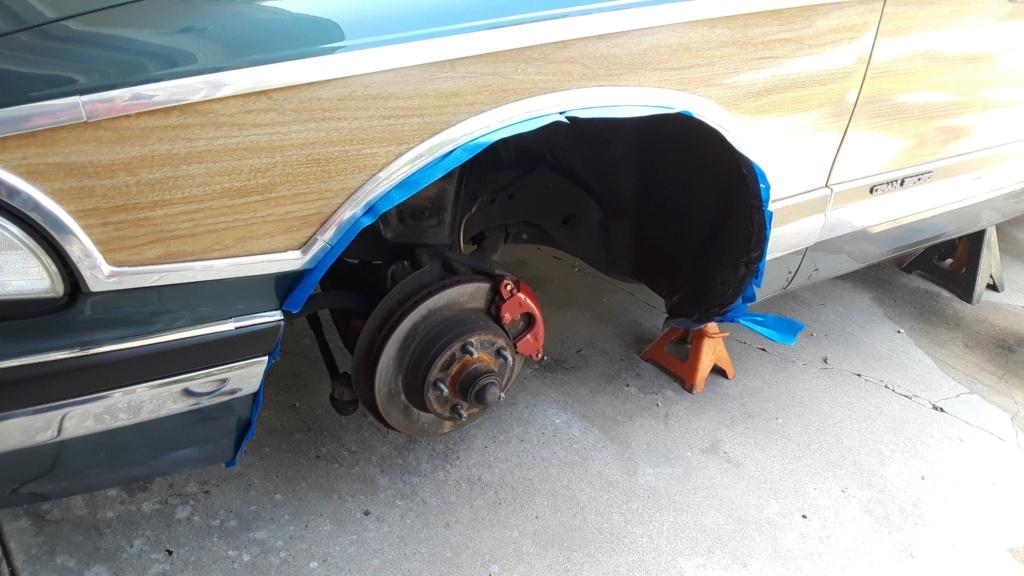 "The ""NotRod"" 6spd DGGM '94 Roadmaster Wagon Refurbishment Album 62165710"