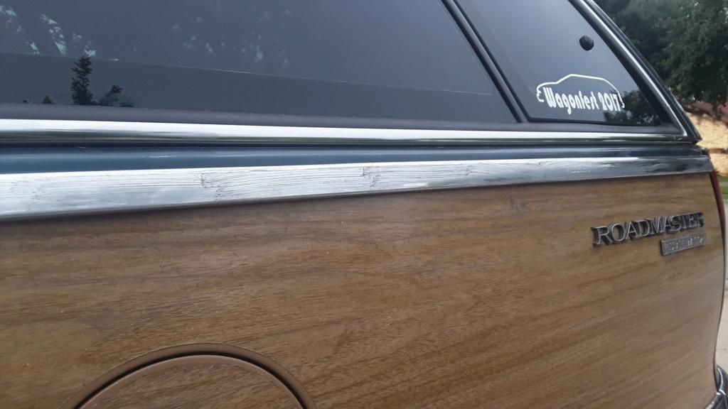 "The ""NotRod"" 6spd DGGM '94 Roadmaster Wagon Refurbishment Album 66596610"