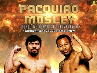 FIGHT CAMP 360°: Pacquiao vs. Mosley - SHOWTIME Boxing Pacqui11