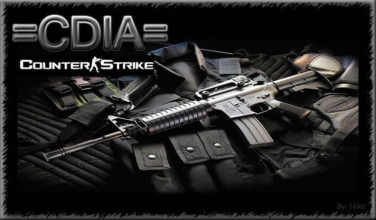 =CDIA= Counter-Strike 1.6