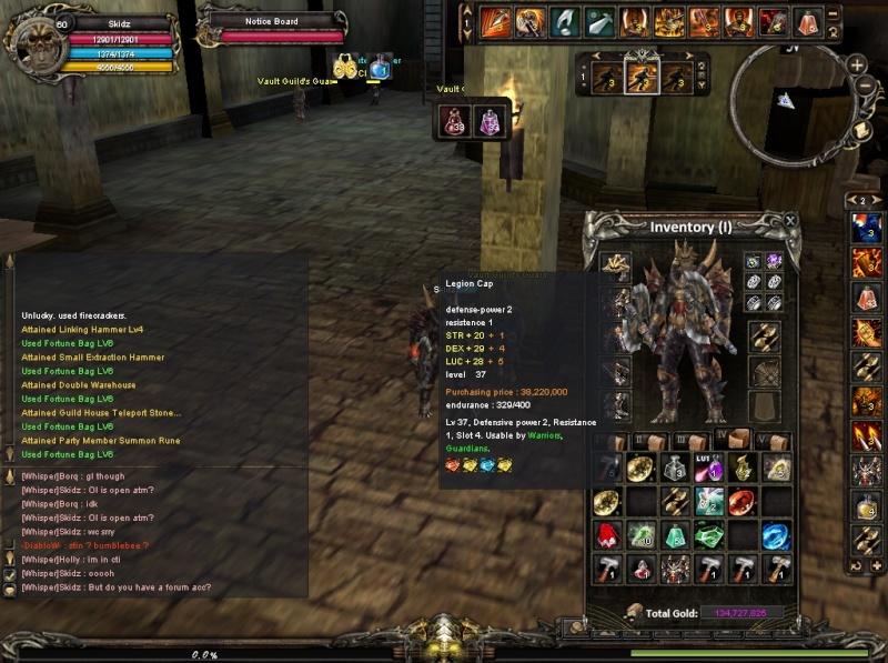 [DONE]WTS Warrior Gear Shaiya11