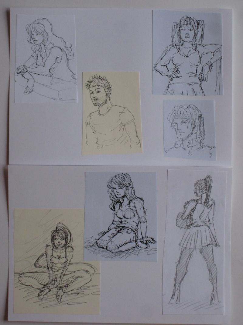 Mes dessins et autre projets de cours! Croqui10