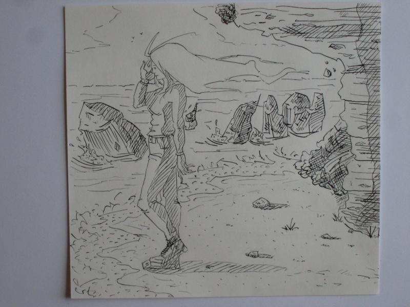 Mes dessins et autre projets de cours! Illust11