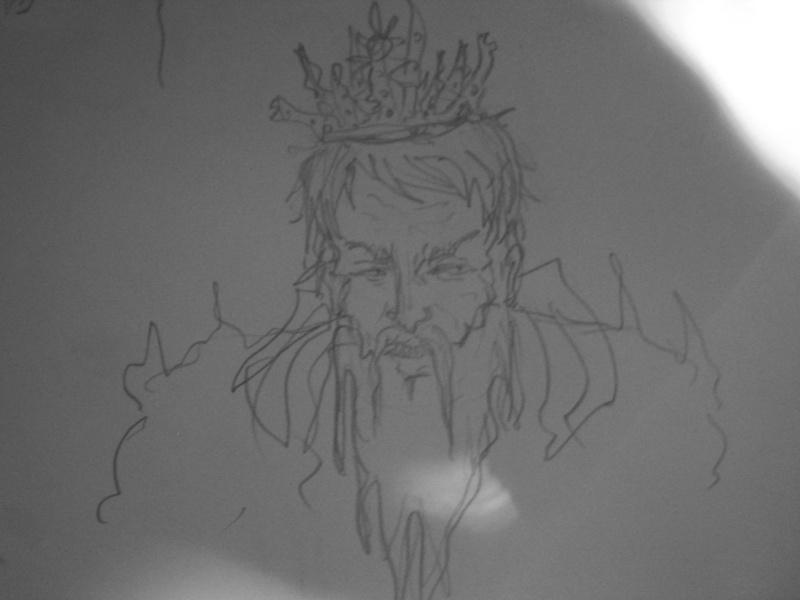 Mes dessins et autre projets de cours! Img_5410