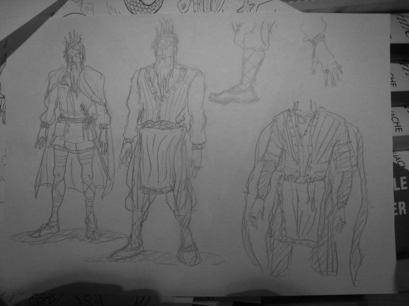 Mes dessins et autre projets de cours! Img_5411