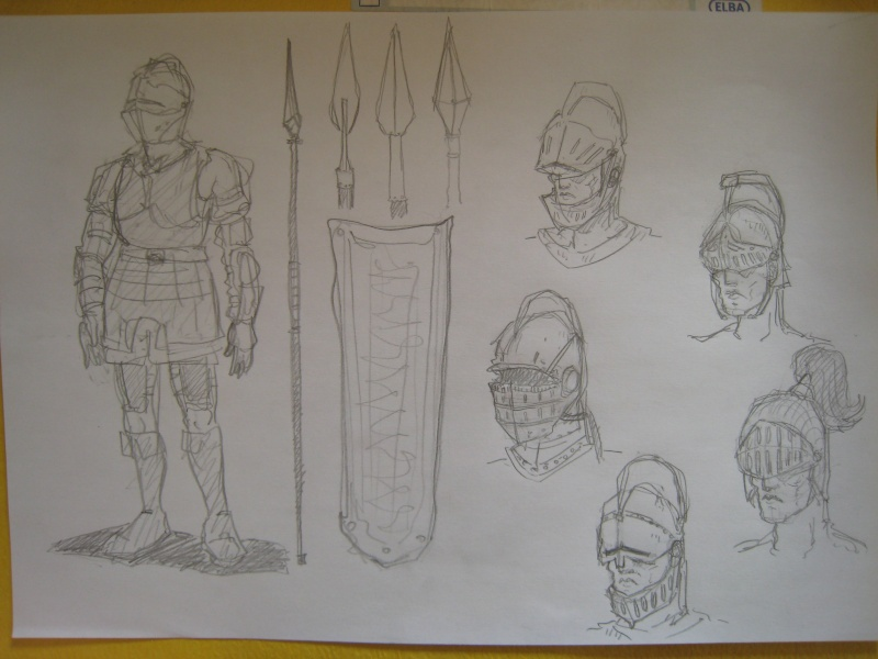 Mes dessins et autre projets de cours! Img_5412