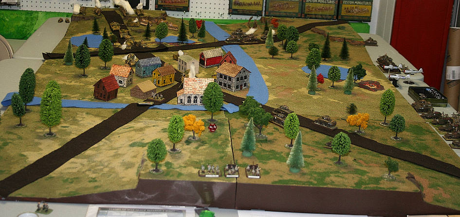 Flames of War Battle in Normandy Fow110