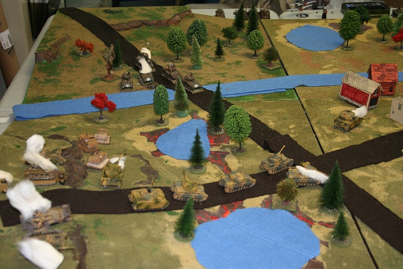 Flames of War Battle in Normandy Fow210