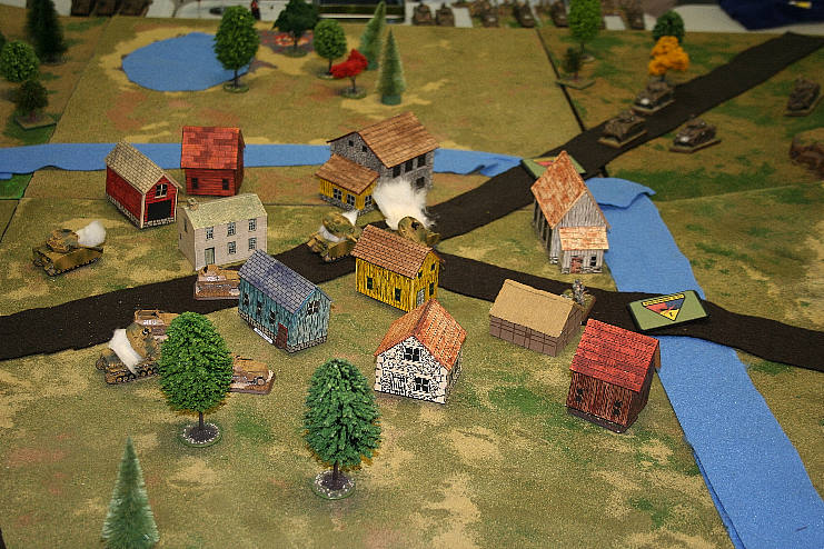 Flames of War Battle in Normandy Fow310