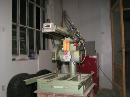 Dewalt scie radiale (DW 100 & 125) De310
