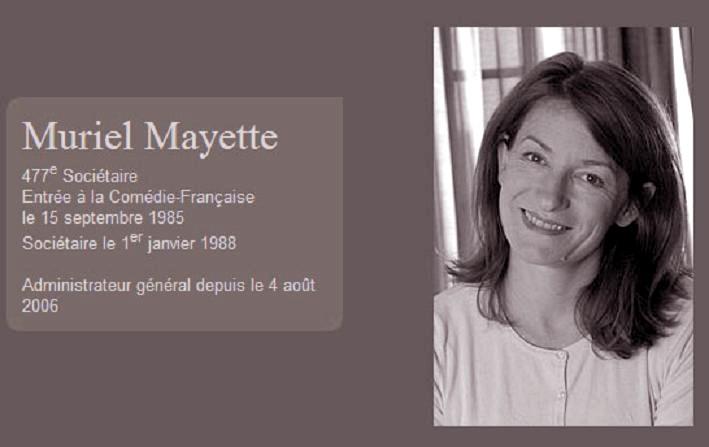 ANDROMAQUE à la Comédie Française Muriel10