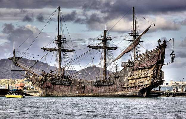 Queen anne's revenge-La nave di Barbanera Nave_b10