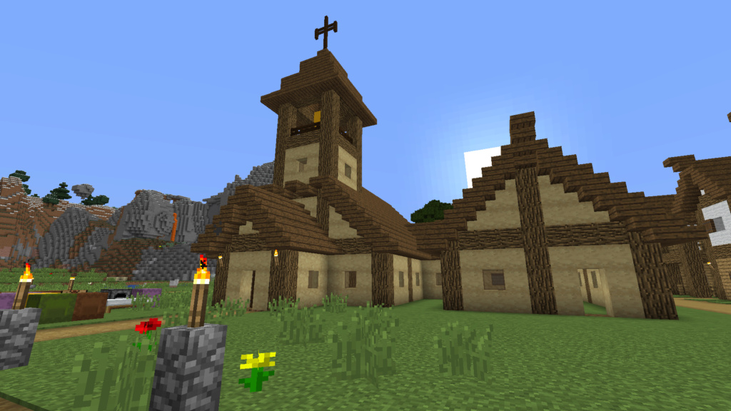 Banished and Minecraft Play - Page 9 Church10