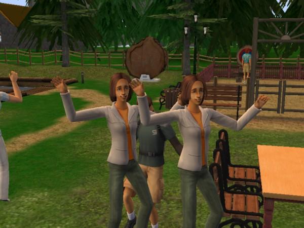 A Little Sampling of my Sims 2 Stories Dawntw10