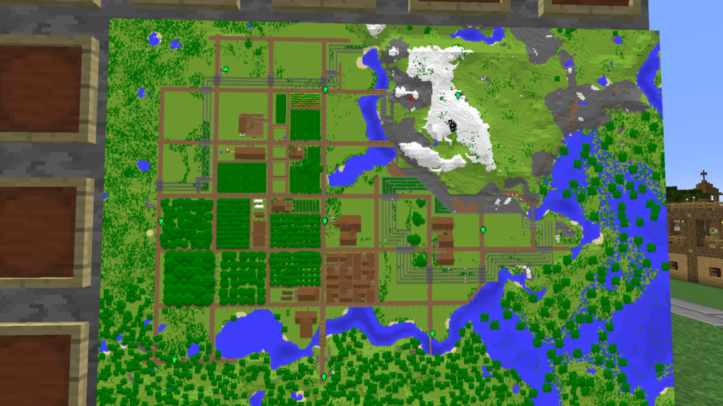 Banished and Minecraft Play - Page 9 Map10