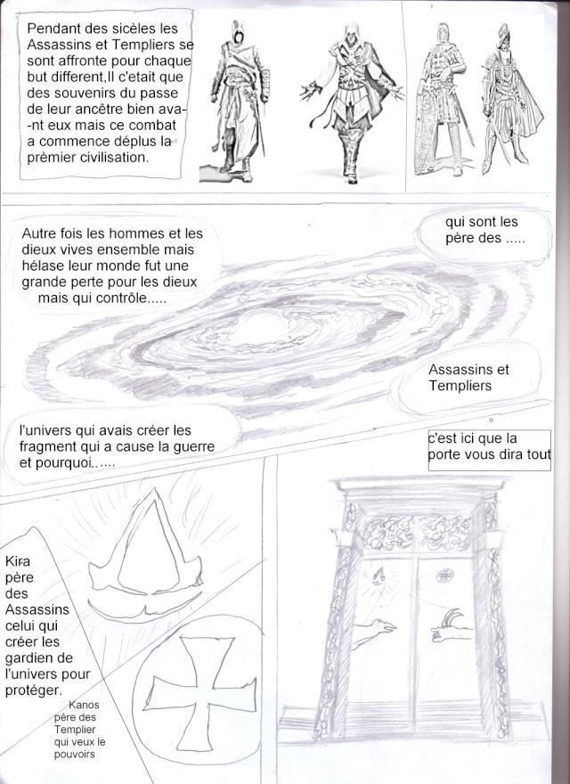 Lecture en ligne de gods of assassin's Image110