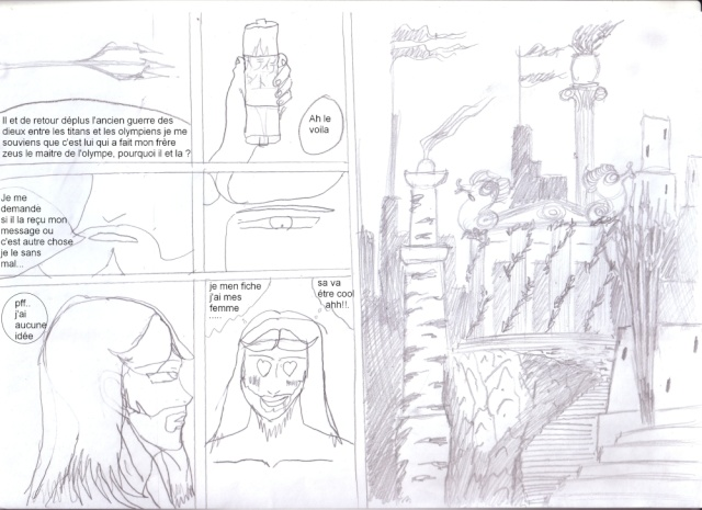 Lecture en ligne de gods of assassin's Image111
