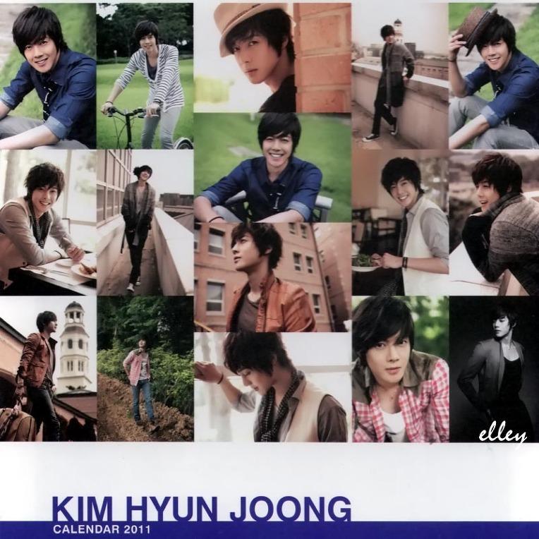 100925 Kim Hyun Joong 2011 Calendar (picts) 2011cl10