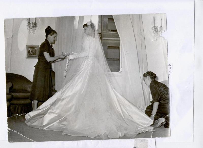 L'abito da sposa di Audrey..capolavoro sentimentale! Audrey10