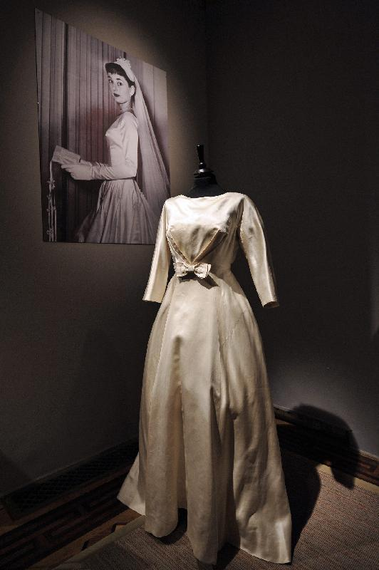 L'abito da sposa di Audrey..capolavoro sentimentale! Audrey11