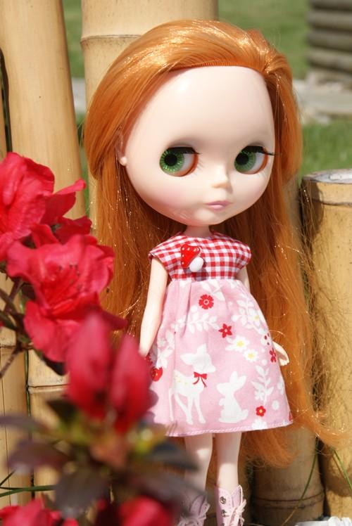 Strawberries' n Creamy Cute // RBL Dsc05522