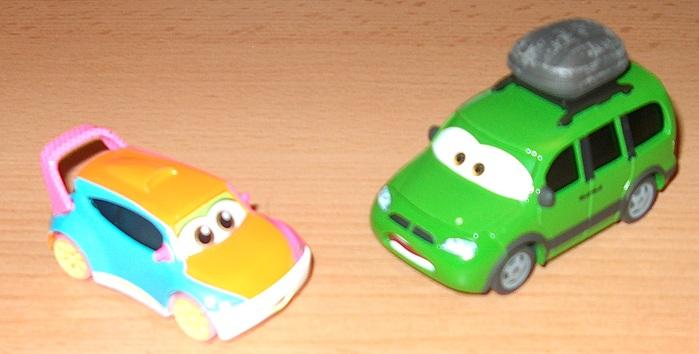 Mes petites Cars ! by nascar_vd 01510