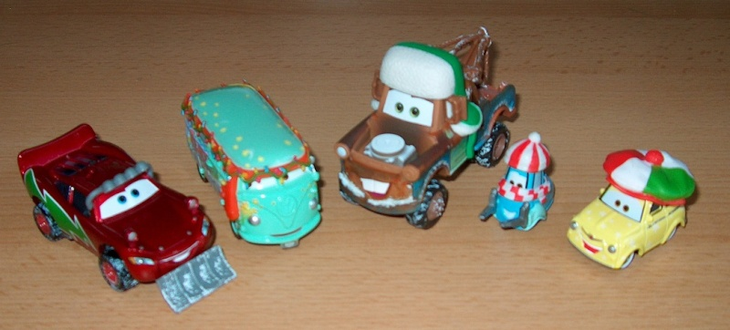 Mes petites Cars ! by nascar_vd 15vd10