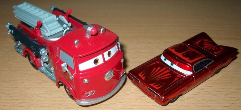 Mes petites Cars ! by nascar_vd 2010