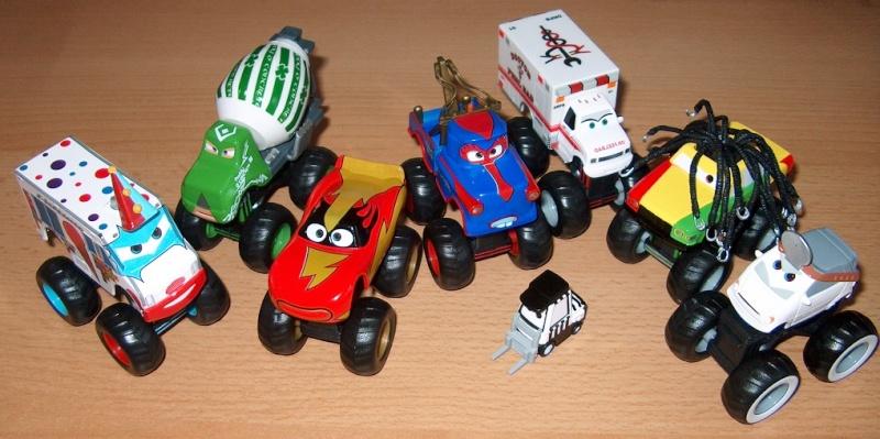 Mes petites Cars ! by nascar_vd 2210