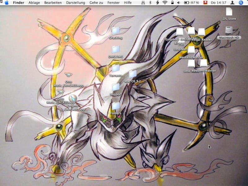 Euer Desktop - Seite 2 Finder10