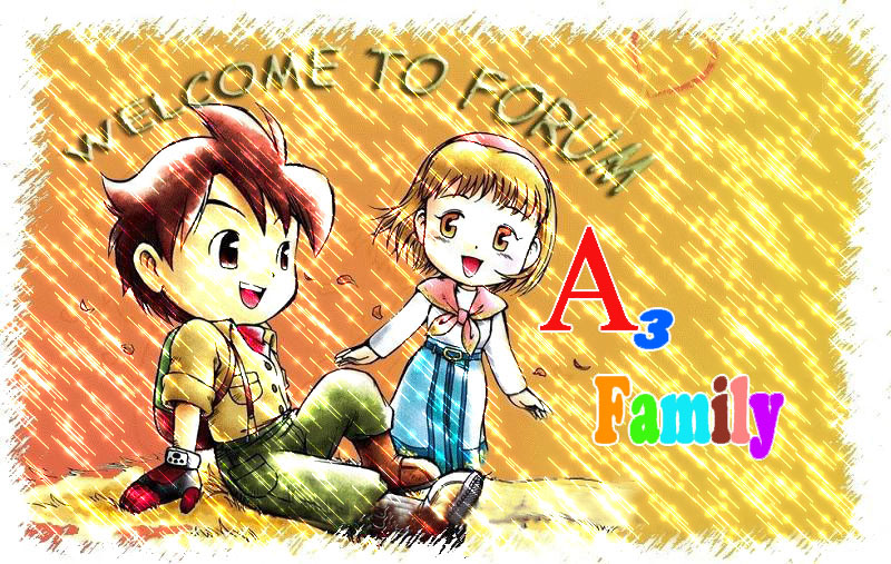 Forum of A3 Family