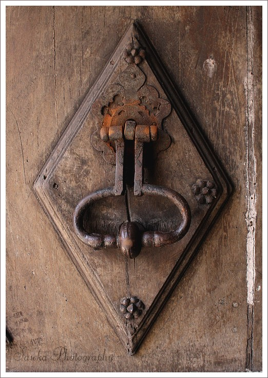 Fil à la porte. Carnav17