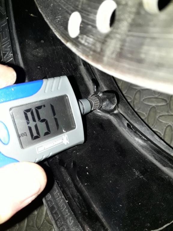 Pression de pneus sans depose du bouchon 20190223