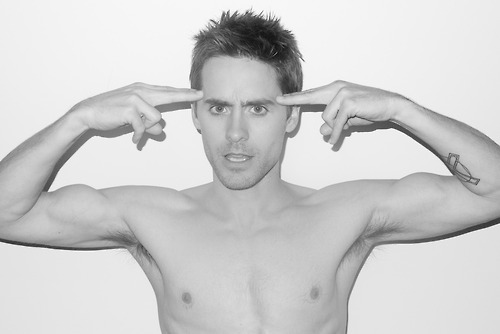 [PHOTOSHOOT] Jared Leto by Terry Richardson - Page 3 Tumblr13