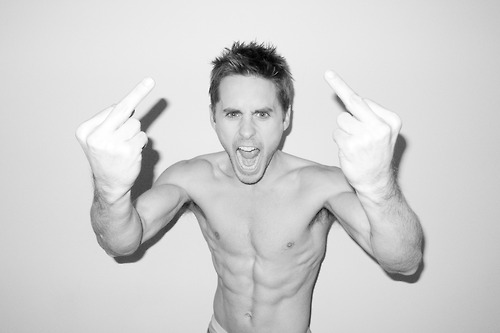 [PHOTOSHOOT] Jared Leto by Terry Richardson - Page 3 Tumblr14