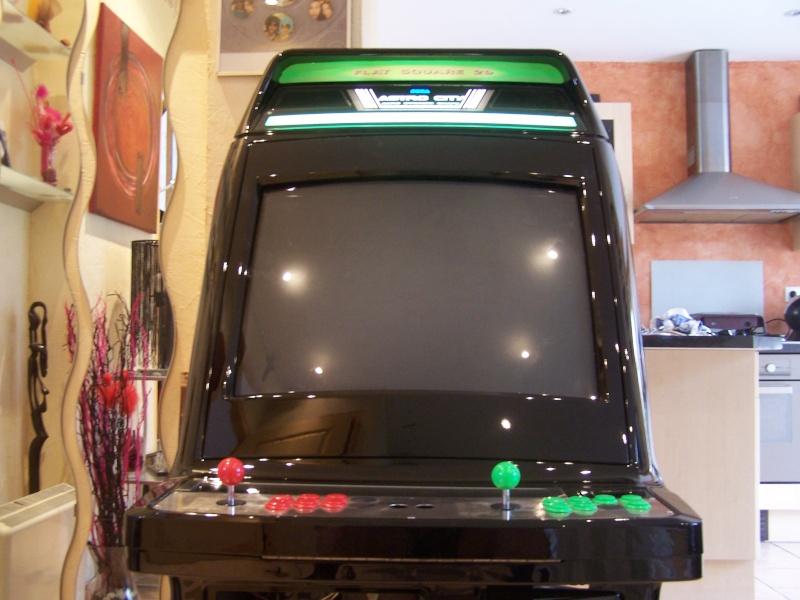 [Vend] Borne d'arcade Sega Astro City repeinte 100_2910
