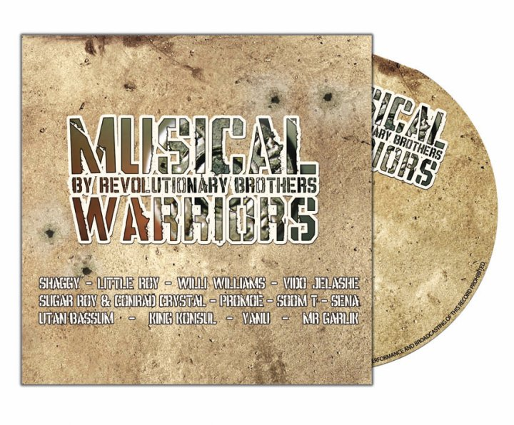 Revolutionary Brothers - Musical Warriors (2010) Musica10
