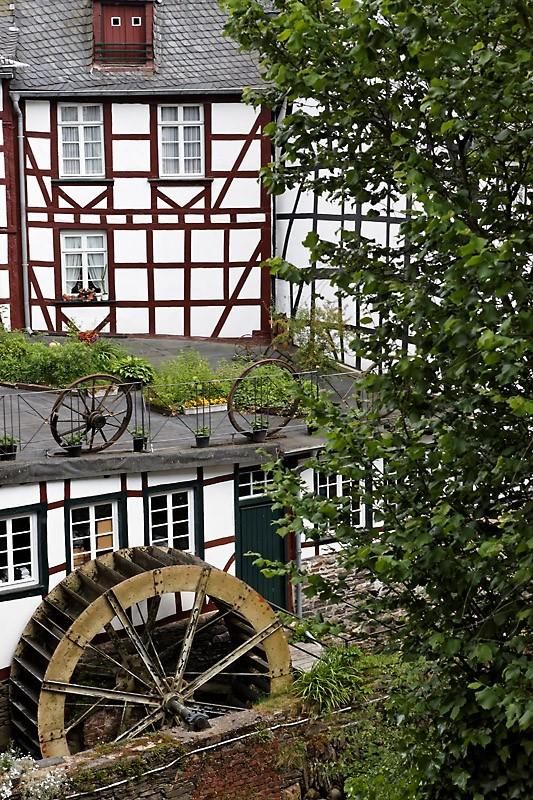 Sortie à Montjoie (Monschau) en Allemagne le 5 juin 2011 - les photos Img_1318