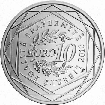 Les euros des régions 2010 1_face11