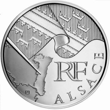 Les euros des régions 2010 Alsace11