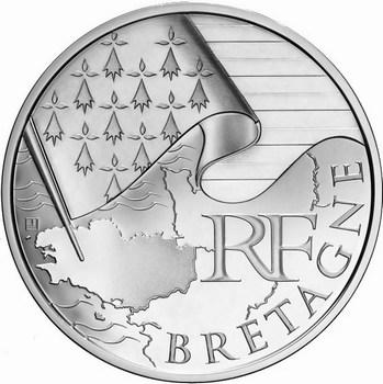 Les euros des régions 2010 Bretag11
